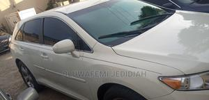 Toyota Venza 2009 V6 White | Cars for sale in Lagos State, Ikeja