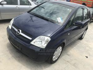 Opel Meriva 2006 Blue   Cars for sale in Lagos State, Ajah