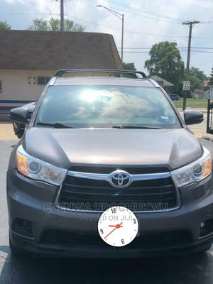 Toyota Highlander 2015 Gray | Cars for sale in Imo State, Owerri