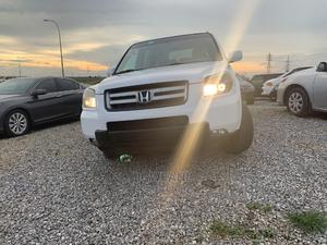 Honda Pilot 2006 EX 4x2 (3.5L 6cyl 5A) White | Cars for sale in Abuja (FCT) State, Lugbe District