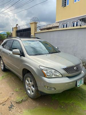 Lexus RX 2007 350 Gray | Cars for sale in Lagos State, Gbagada