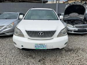 Lexus RX 2007 White | Cars for sale in Lagos State, Ikeja