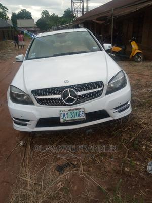 Mercedes-Benz C300 2008 White | Cars for sale in Anambra State, Nnewi