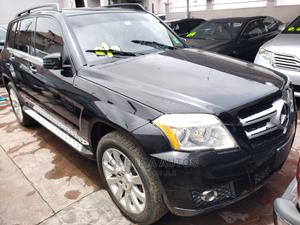 Mercedes-Benz GLK-Class 2010 350 4MATIC Black | Cars for sale in Lagos State, Surulere