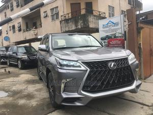 Lexus LX 2018 570 AWD Gray | Cars for sale in Lagos State, Surulere