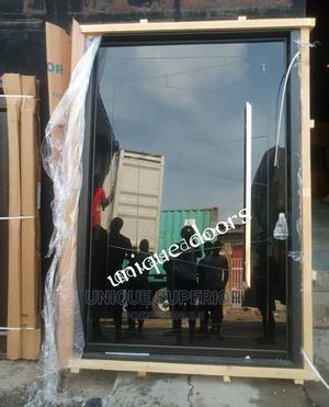 1200m/2100m (4ft) Exclusive Swing Glass Door   Doors for sale in Lagos State, Orile