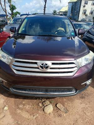 Toyota Highlander 2012 Limited Brown   Cars for sale in Imo State, Owerri
