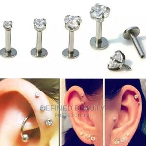 Stainless Steel Catilage And Helix Rings   Jewelry for sale in Lagos State, Ikorodu