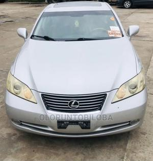 Lexus ES 2007 350 Silver   Cars for sale in Lagos State, Ipaja