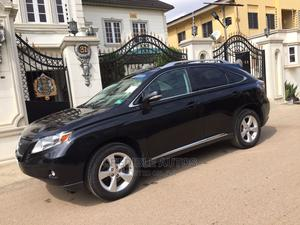 Lexus RX 2010 Black | Cars for sale in Lagos State, Alimosho
