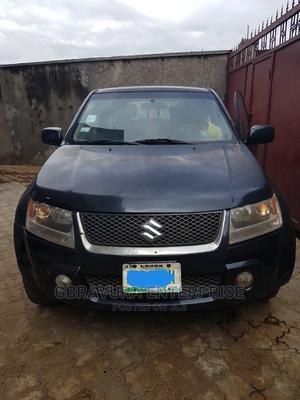 Suzuki Grand Vitara 2007 2.7 V6 XL-7 Comfort Black | Cars for sale in Lagos State, Apapa