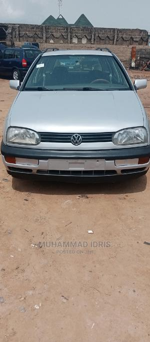 Volkswagen Golf 2004 Gray   Cars for sale in Plateau State, Jos