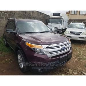 Ford Explorer 2011 Brown | Cars for sale in Lagos State, Isolo