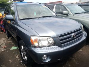 Toyota Highlander 2005 Limited V6 Blue | Cars for sale in Lagos State, Apapa