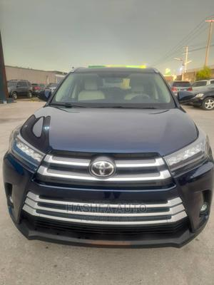 Toyota Highlander 2015 Blue   Cars for sale in Lagos State, Gbagada