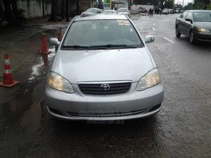 Toyota Corolla 2007 LE Silver | Cars for sale in Lagos State, Abule Egba