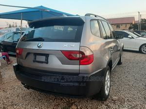 BMW X3 2006 2.5i Gray | Cars for sale in Abuja (FCT) State, Katampe