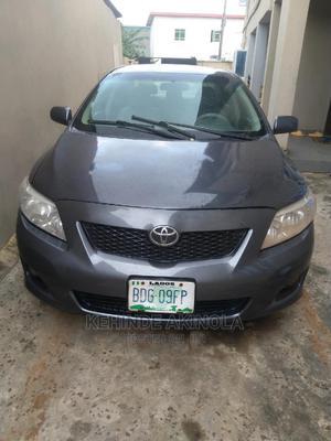 Toyota Corolla 2011 Gray | Cars for sale in Lagos State, Ikorodu