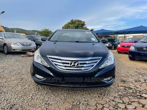 Hyundai Sonata 2013 Black | Cars for sale in Abuja (FCT) State, Katampe