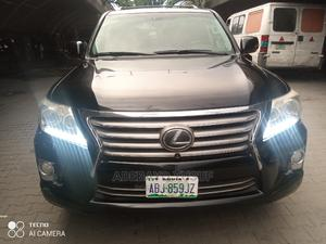 Lexus LX 2014 570 AWD Black | Cars for sale in Lagos State, Surulere