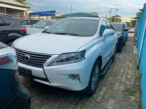 Lexus RX 2013 350 FWD White   Cars for sale in Lagos State, Ikeja