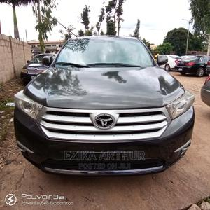 Toyota Highlander 2010 Limited Gray | Cars for sale in Enugu State, Enugu