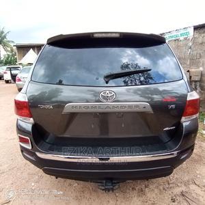 Toyota Highlander 2008 Limited Gray | Cars for sale in Enugu State, Enugu