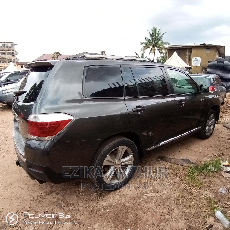 Toyota Highlander 2010 Limited Gray   Cars for sale in Enugu, Enugu State, Nigeria