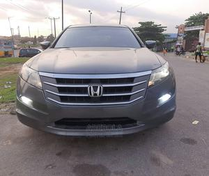 Honda Accord Crosstour 2010 EX-L AWD Gray   Cars for sale in Lagos State, Kosofe