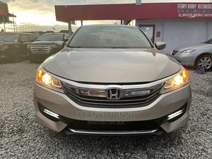 Honda Accord 2016 Gold | Cars for sale in Lagos State, Amuwo-Odofin