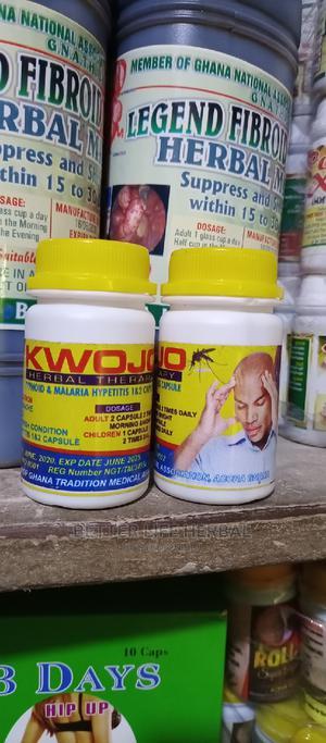 Kwojo Typhoid Malaria Capsules.   Vitamins & Supplements for sale in Lagos State, Amuwo-Odofin