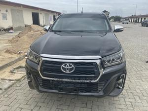 Toyota Hilux 2018 SR5 4x4 Black | Cars for sale in Lagos State, Ajah