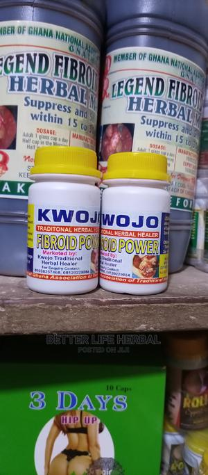 Kwojo Fibroid Power Herbal Mixture. | Vitamins & Supplements for sale in Lagos State, Amuwo-Odofin