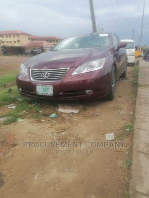 Lexus ES 2008 350 Red | Cars for sale in Lagos State, Ojo