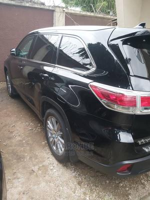 Toyota Highlander 2014 Black | Cars for sale in Lagos State, Maryland