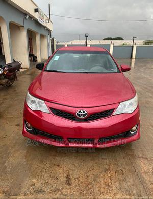 Toyota Camry 2013 Red | Cars for sale in Lagos State, Ikorodu