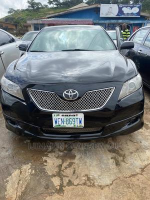 Toyota Camry 2008 2.4 SE Automatic Black   Cars for sale in Ondo State, Akure