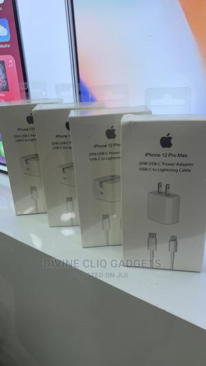 iPhone 12pro Max Charger | Accessories for Mobile Phones & Tablets for sale in Rivers State, Port-Harcourt