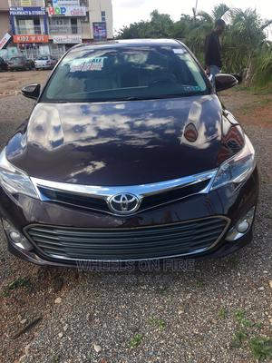 Toyota Avalon 2014 Burgandy   Cars for sale in Abuja (FCT) State, Lokogoma