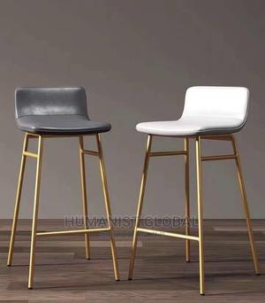 Foreign Golden Bar Stool   Furniture for sale in Abuja (FCT) State, Wuse