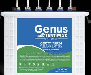 Genus Tubular Batteries | Solar Energy for sale in Abuja (FCT) State, Jabi