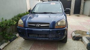 Hyundai Tucson 2009 Blue   Cars for sale in Lagos State, Alimosho