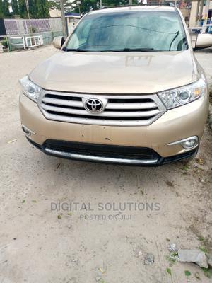 Toyota Highlander 2009 V6 Gold | Cars for sale in Lagos State, Ajah