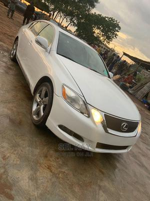 Lexus GS 2008 350 White | Cars for sale in Oyo State, Ibadan