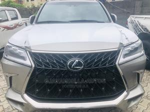 Lexus LX 2020 570 AWD Silver | Cars for sale in Lagos State, Lekki