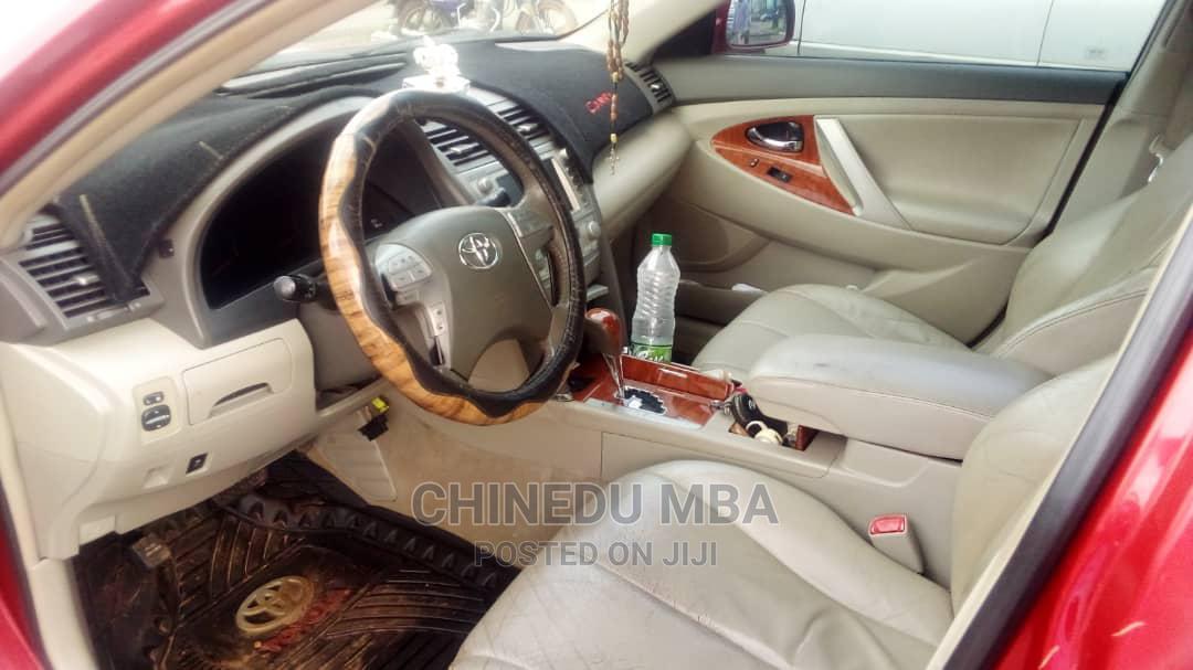 Toyota Camry 2011 Red | Cars for sale in Enugu, Enugu State, Nigeria