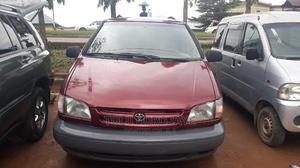 Toyota Sienna 1999 CE Red   Cars for sale in Lagos State, Ikotun/Igando