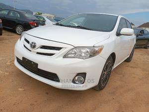 Toyota Corolla 2012 White   Cars for sale in Abuja (FCT) State, Gwarinpa