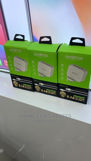Original Oriamo Charger (Fast Charger) | Accessories for Mobile Phones & Tablets for sale in Rivers State, Port-Harcourt