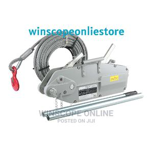 Wire Rope Pulling Hoist, 1600 Kg | Manufacturing Equipment for sale in Lagos State, Lekki